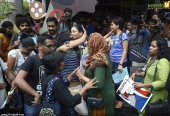 kiss of love protest in iffk 2014 photos  021