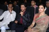 shahrukh khan at kochadaiyaan movie audio launch photos