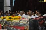 kp udayabhanu funeral pictures 001