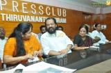 kp udayabhanu remembrance at trivandrum press club photos 011