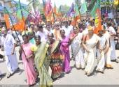 kummanam rajasekharan in election campaign 2016 photos 100 016