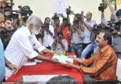 kummanam rajasekharan in election campaign 2016 photos 100 02