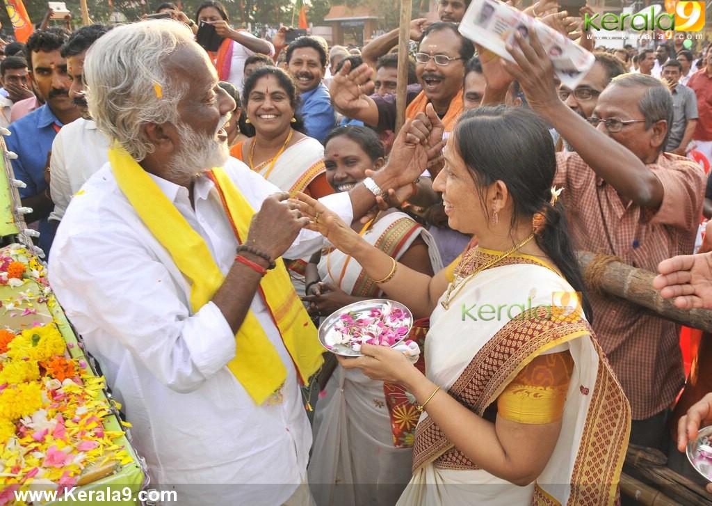kummanam rajasekharan kerala vimochana yatra photos 120 00