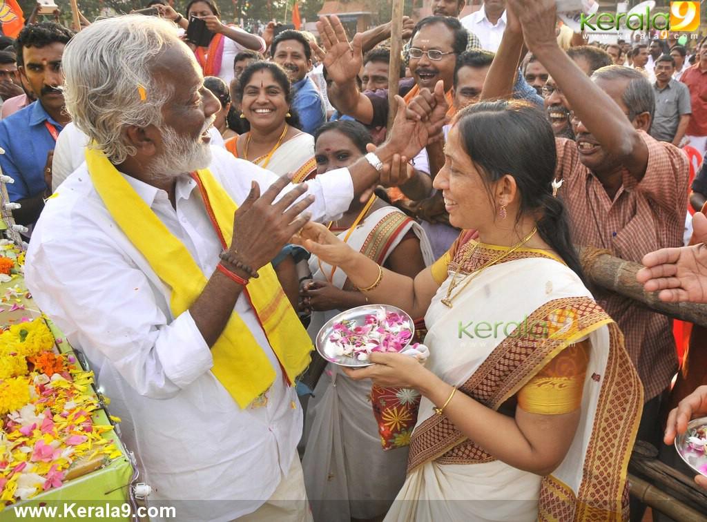 kummanam rajasekharan kerala vimochana yatra photos 120 006