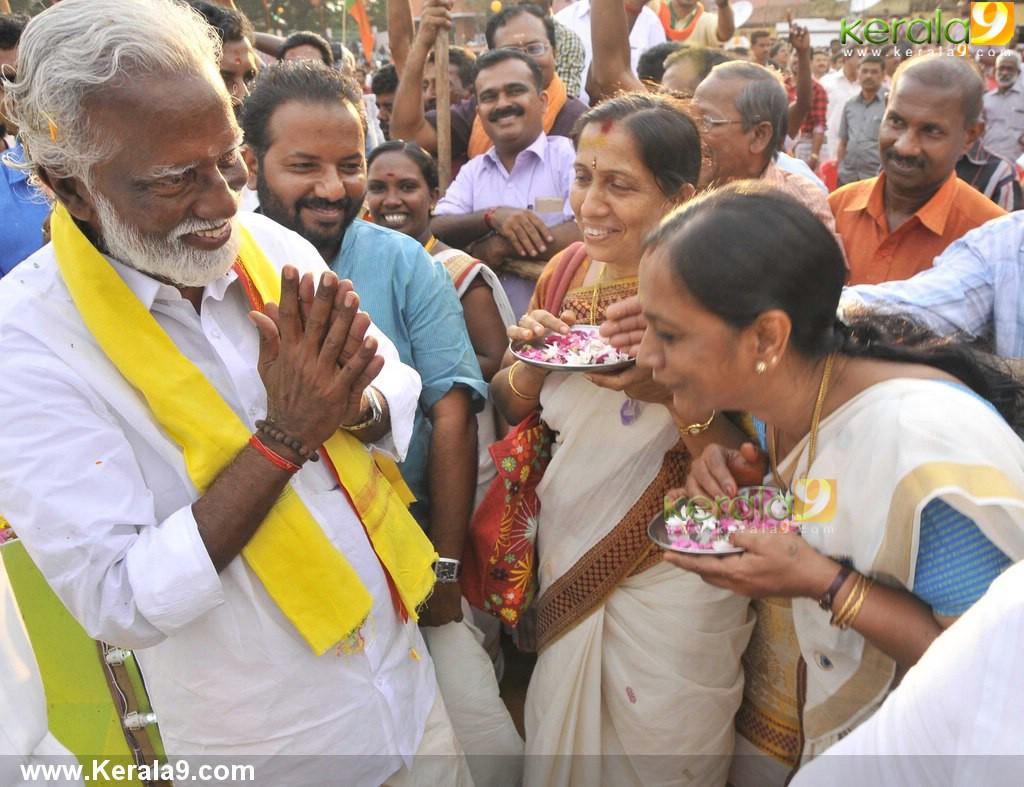 kummanam rajasekharan kerala vimochana yatra photos 120 008