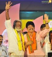 rajasenan at bjp kerala vimochana yatra photos 100 003