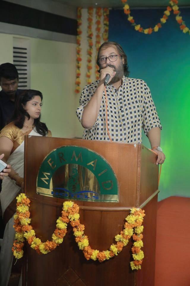 madhupal at kuthirappavan malayalam movie pooja photos 110 00