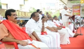 ldf ministers reserve bank march at thiruvananthapuram images 159 013