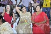 lenin rajendran felicitated for 35 years in film industry samyuktha varma stills 108