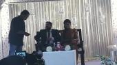 lijo jose pellissery wedding reception photos 0923 00