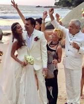lisa haydon wedding photos  001