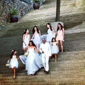 lisa haydon wedding pics 00