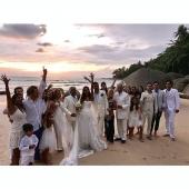 lisa haydon wedding pics