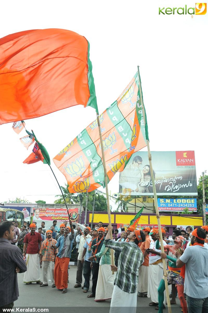 Lok sabha election campaign 2014 last day photos 00452
