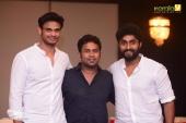 dhyan sreenivasan at love action drama malayalam movie launch photos 125 022