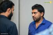nivin pauly at love action drama malayalam movie launch photos 123 047