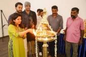 lucifer malayalam movie pooja photos  3