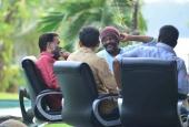 lucifer malayalam movie press meet photos 140 009