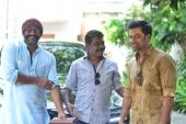 prithviraj at lucifer malayalam movie press meet photos 149 002
