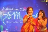 madhuri dixit at mahalekshmi silks saptha mukhi mega fashion show 2016 stills 169 007