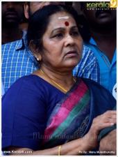 malayalam actress kalpana funeral kerala photos 045 010