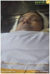 malayalam actress kalpana funeral kerala photos 045 015
