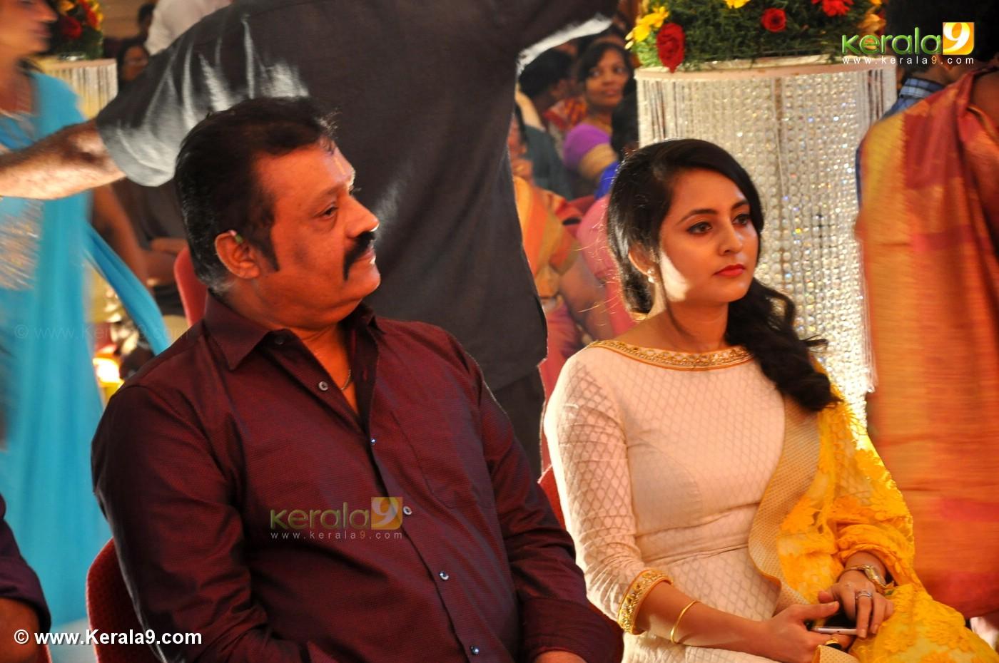 Malayalam Actress Radhika Wedding Photos 093273