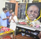 malayalam poet lyricist onv kurup funeral photos 800 006