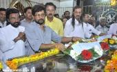 malayalam poet onv kurup funeral photos 159 003