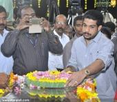 malayalam poet onv kurup funeral photos 159 007