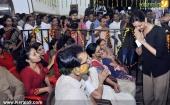 manju warrier in malayalam poet and lyricist onv kurup funeral photos 100