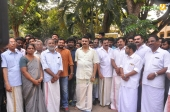 mammootty ajay vasudev movie pooja photos  004