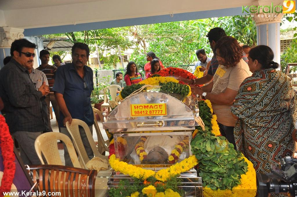 mandolin u srinivas funeral photos 00620 kerala9com
