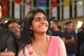 nimisha sajayan at mangalyam thanthunanena audio launch photos 44