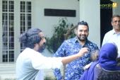 manju warrier indrajith movie mohanlal pooja photos  001