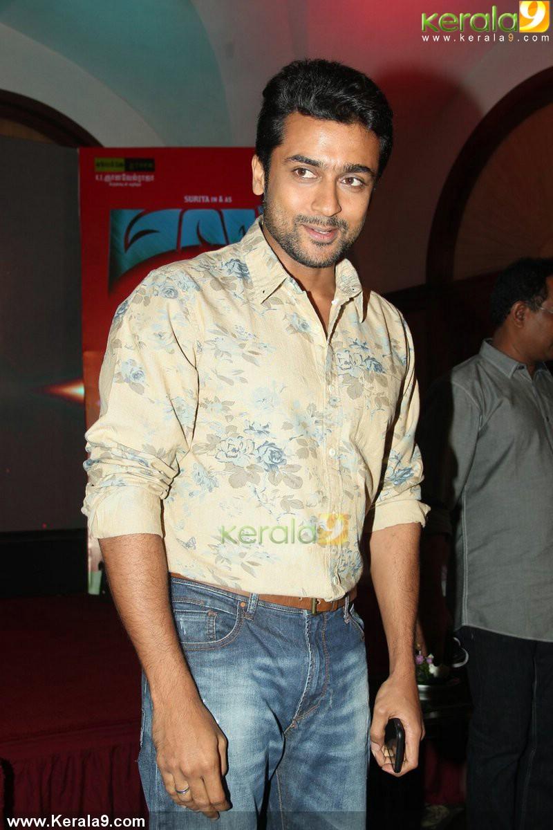Surya at mass tamil movie press meet photos 00781 ...