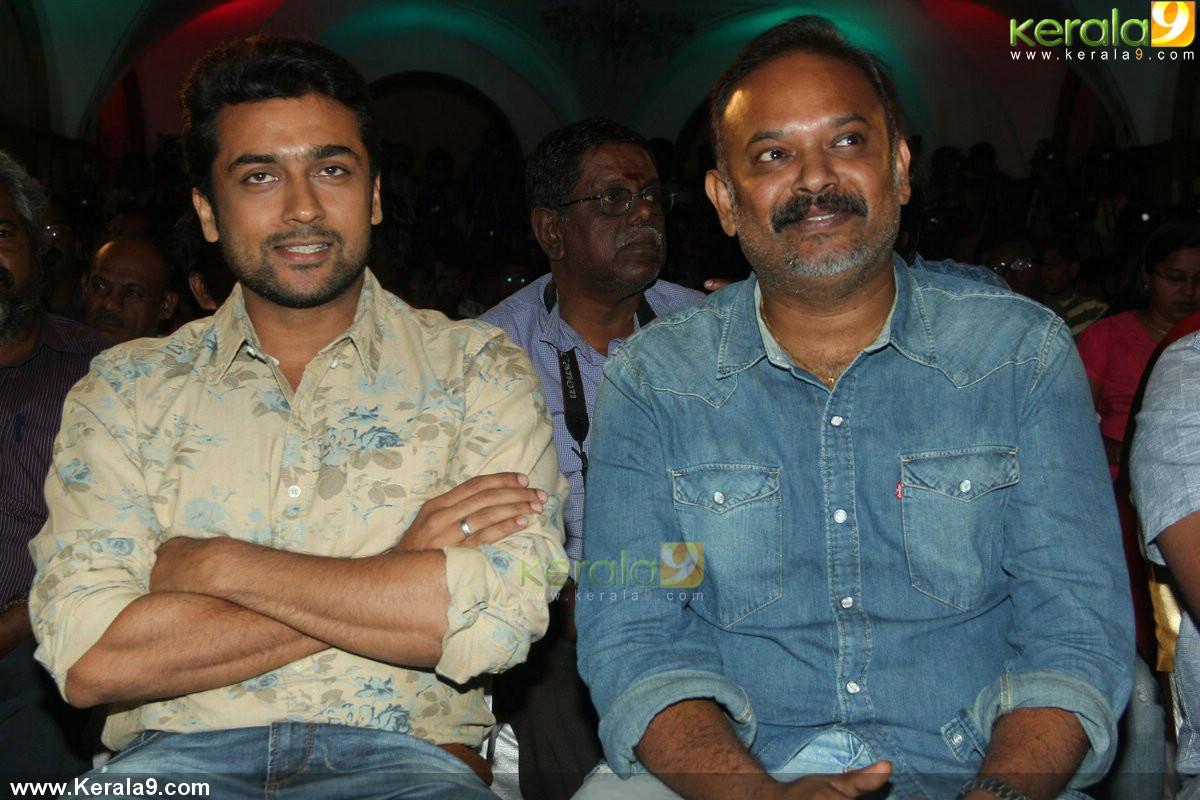 Surya at mass tamil movie press meet photos 00880 ...