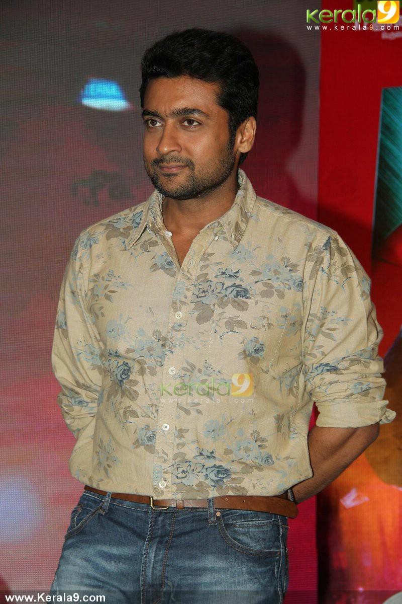 Surya at mass tamil movie press meet photos 00990 ...