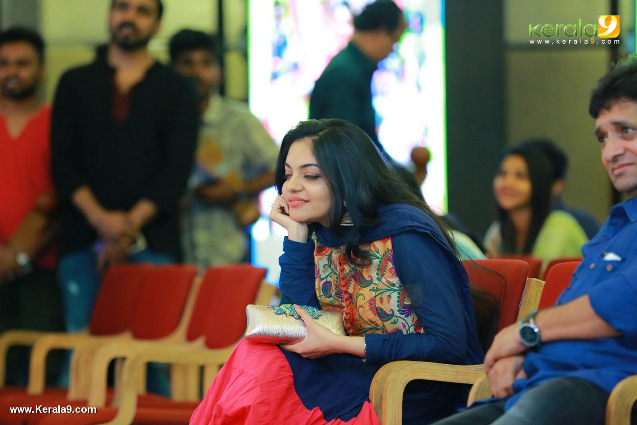 ahaana krishna at match box movie promotion at thiruvananthapuram photos 110 008