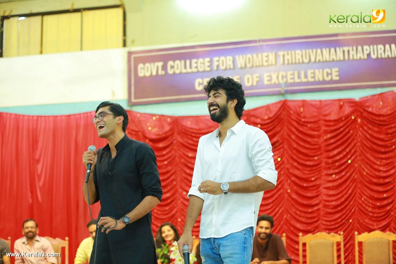 vishak nair at match box movie promotion at thiruvananthapuram pictures 340 004