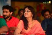 menaka suresh at matchbox malayalam movie audio launch photos 121 005
