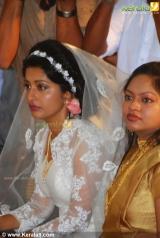 meera jasmine wedding pics