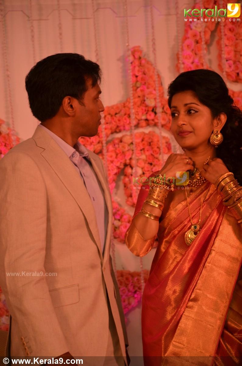 Meera Jasmine Wedding Reception