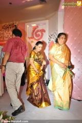 meera jasmine reception photos 002