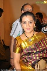 menaka at meera jasmine reception photos 005
