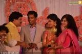 mg sreekumar at meera jasmine wedding reception photos 006