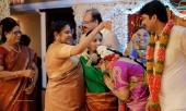 keerthi suresh sister wedding photos 092 018