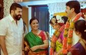 keerthi suresh sister wedding photos 092 027