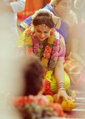 keerthi suresh sister wedding photos 092 038