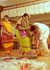 keerthi suresh sister wedding photos 092 046